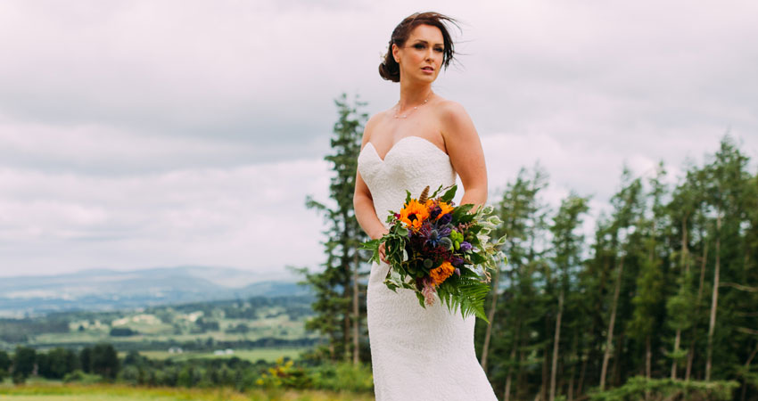 Make your special day magical with the Scottish Highlands as the backdrop