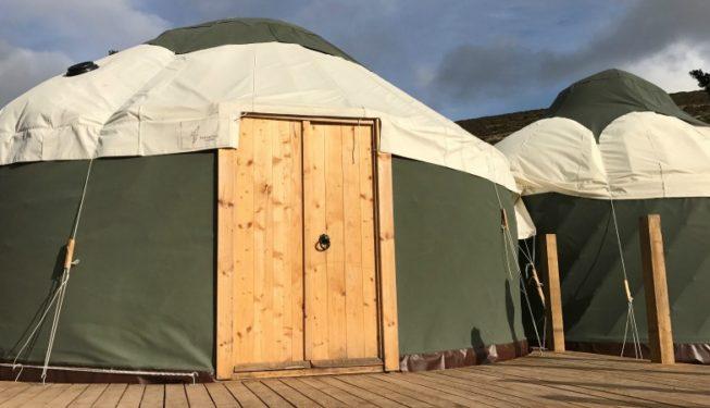 Yurt Heather | Glamping Yurts Perthshire