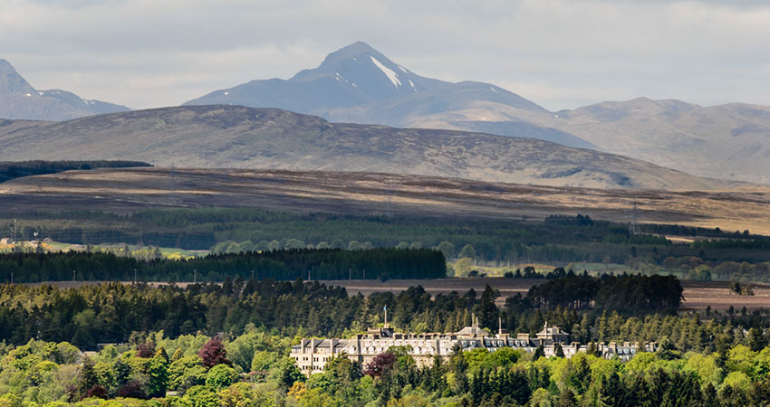 Self Catering Accommodation Sleeps 4 | Gleneagles Perthshire