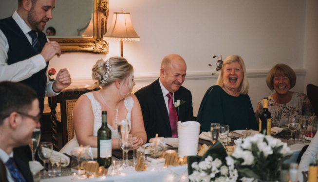 Small and intimate wedding venue near Gleneagles, Perthshire | Alexander House