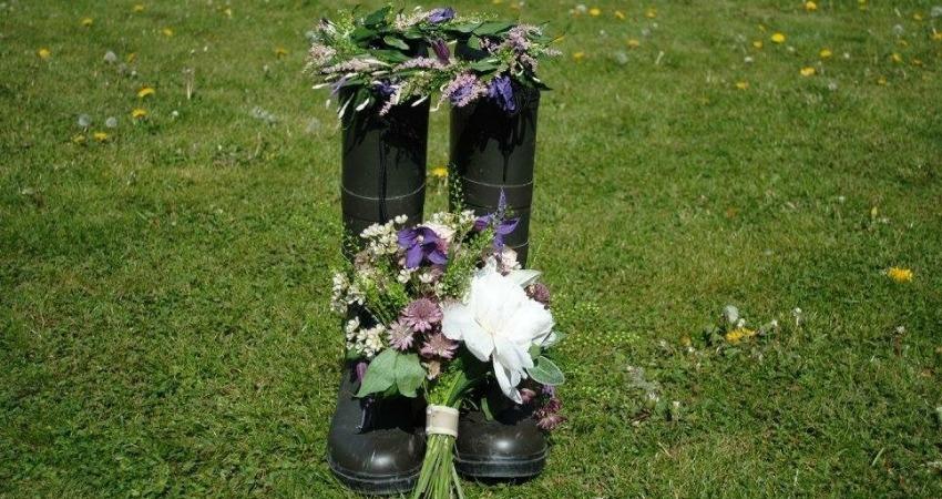 Festival Weddings | Yurt Tipi Weddings | Alexander House Perthshire