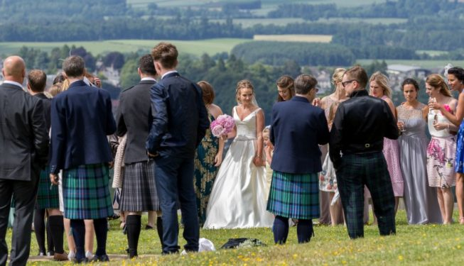 Yurt Wedding Venue Perthshire | Festival Weddings | 75-150 Guests | Onsite Glamping