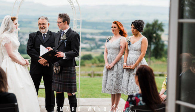 Small Luxury Wedding Venue Gleneagles Perthshire | Alexander House