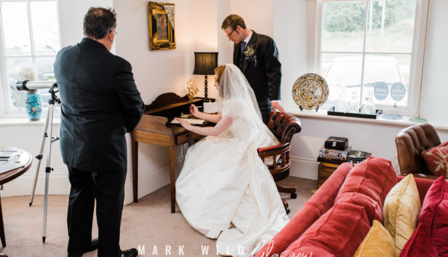 Small Luxury Wedding Venue Gleaneagles Perthshire | Alexander House