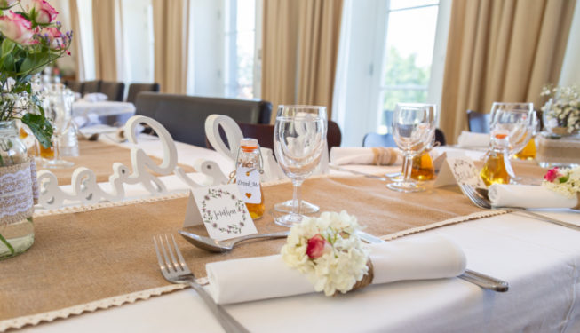 Small and intimate wedding venue near Gleneagles, Perthshire   Alexander House