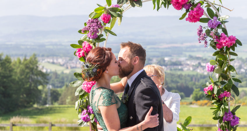 Small and intimate wedding venue near Gleneagles, Perthshire | | Alexander House