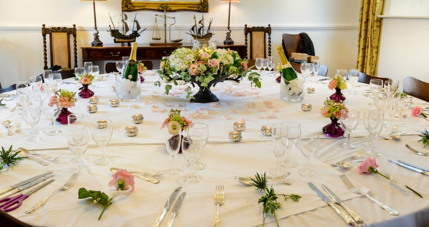 Small Amp Intimate Wedding Venue Perthshire