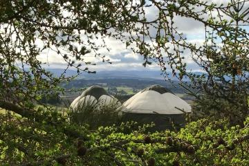 Yurt Glamping | Perthshire