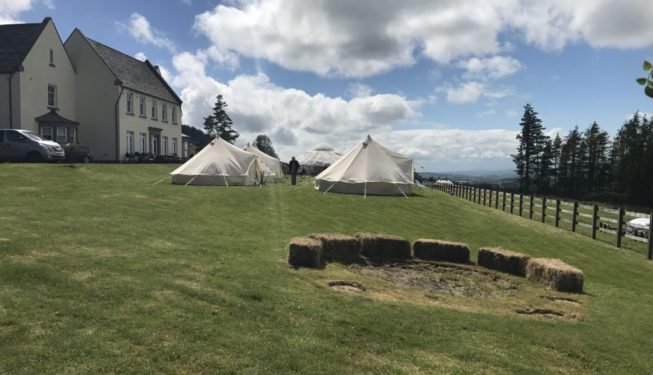 Yurt Wedding Venue Perthshire | Festival Weddings | 75-120 Guests | Onsite Glamping