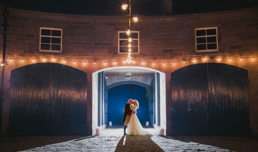 Wedding Lighting Ideas | Outdoors and Festoon Lighting