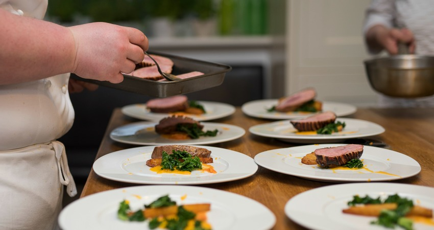 Private Chef | Holiday House Gleneagles