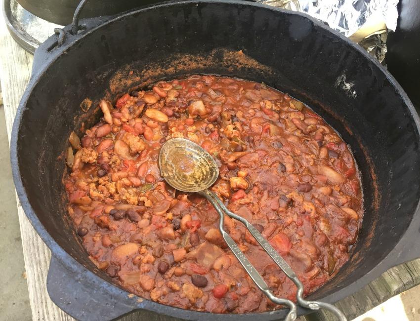 Campfire Recipes | Camp Curry | Dutch Oven