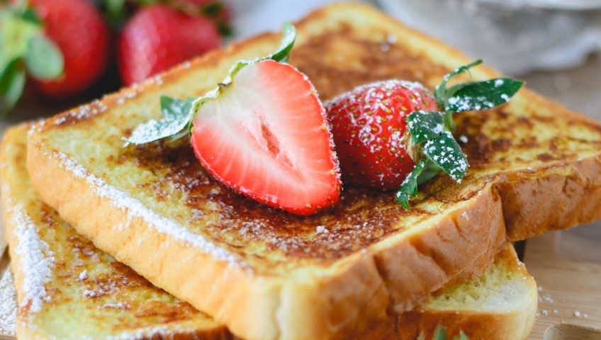 Easy Campfire Breeakfast Recipes | French Toast