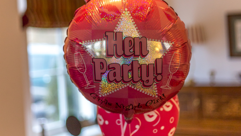 Hen Do Ideas - DIY Spa Weekend
