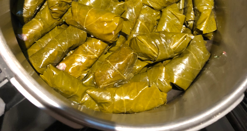 Make Dolmas | Hen Do Ideas | Turkish Food Masterclass Perthshire