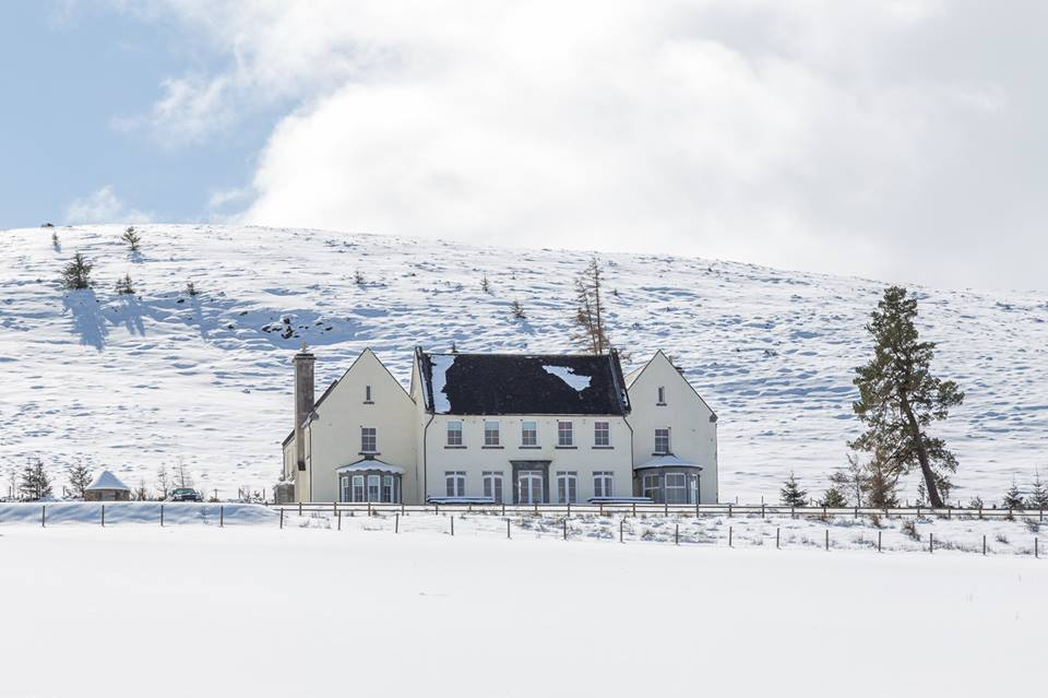 Large Holiday House Near Gleneagles | Winter Weekend Breaks | Sleeps 21
