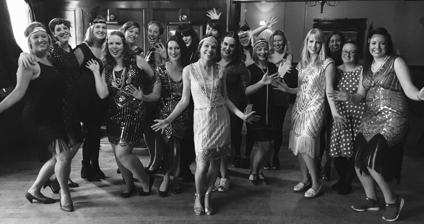 Hen Party Ideas | Dance Class | Make Your Own Dance Routines