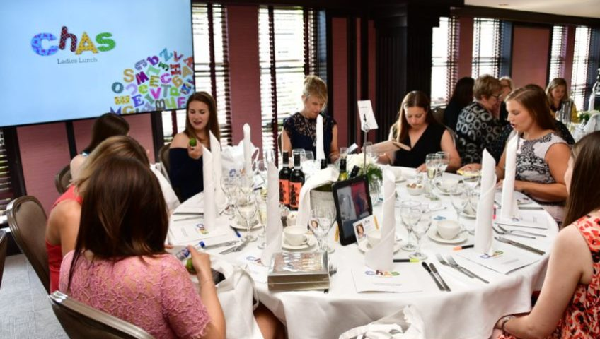 The Alexander House team supports CHAS Ladies Lunch, 2019