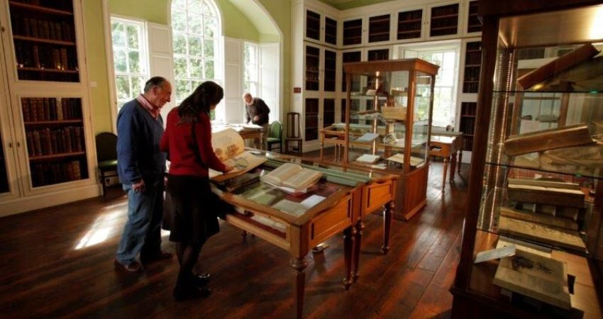 Things to Do Perthshire | The Library of Innerpeffray